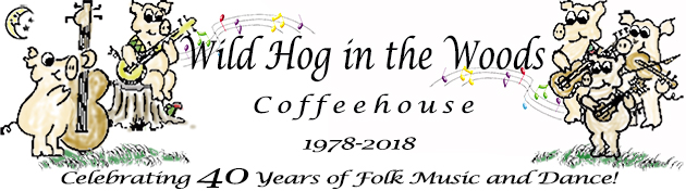 Welcome to the Wild Hog in the Woods Coffeehouse